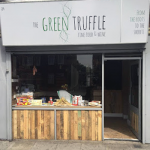 Green Truffle Food and Wine on Roman Road, East London